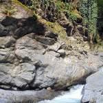 водопад Гургениани, (Лагодехский заповеник, cевер Кахети), Грузия