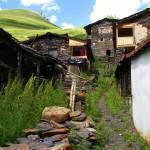 ДАРТЛО - самое верхнее село в Тушети