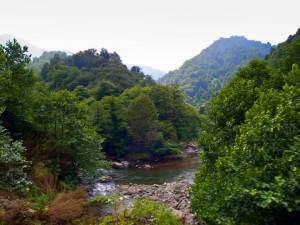Национальный парк Мтирала, Грузия