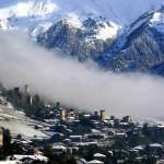 зима в Сванетии