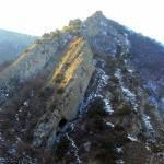 Церковь святой Нино и крепость Армази