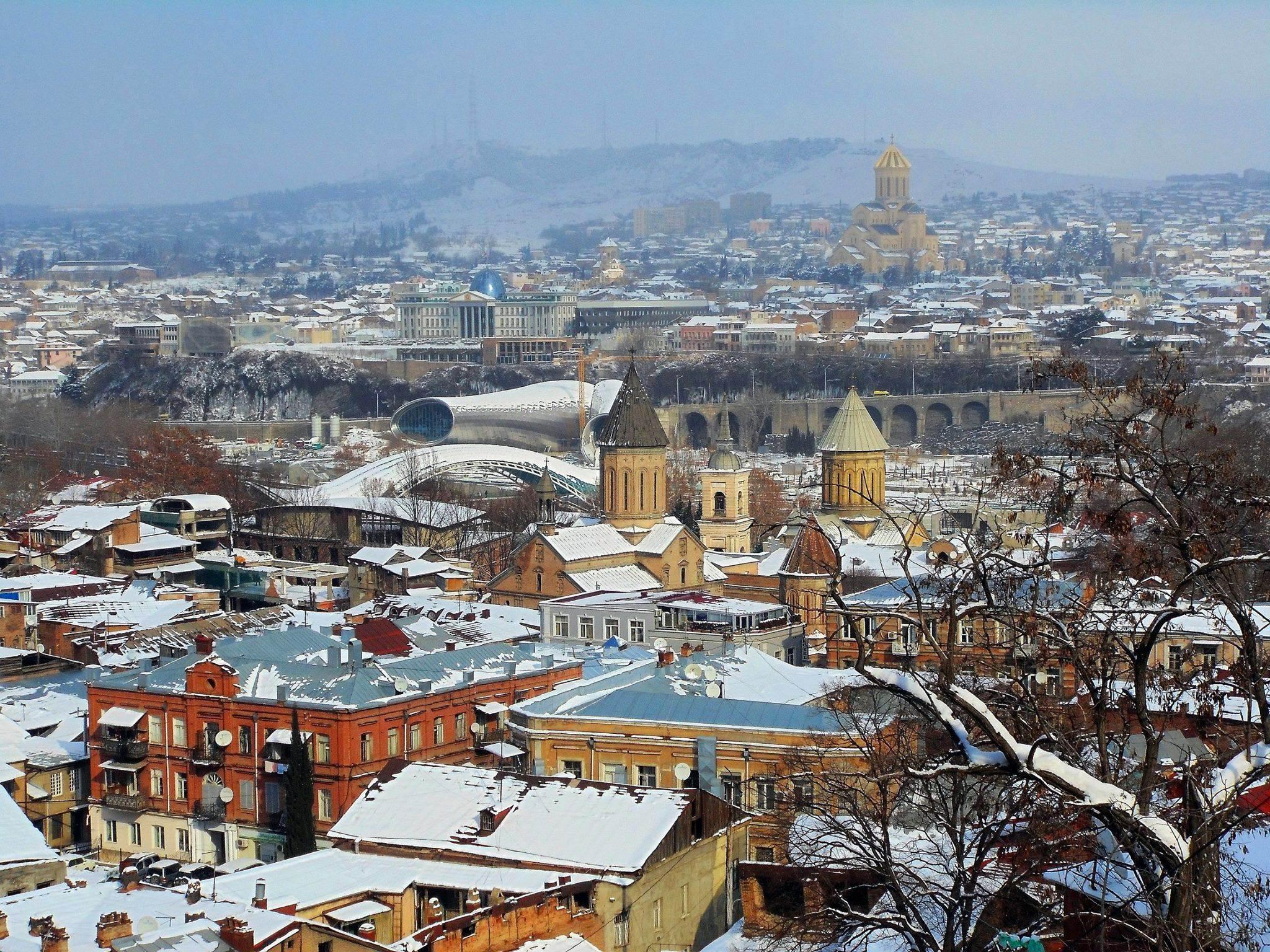 тбилиси что посмотреть зимой того, жириновский допускал