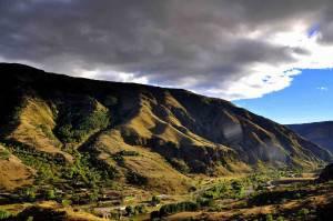 Непроходимые тропы перевалов Южной Грузии