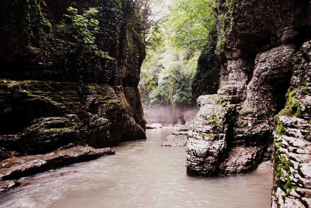 каньон Гачедили (Мартвильский каньон )