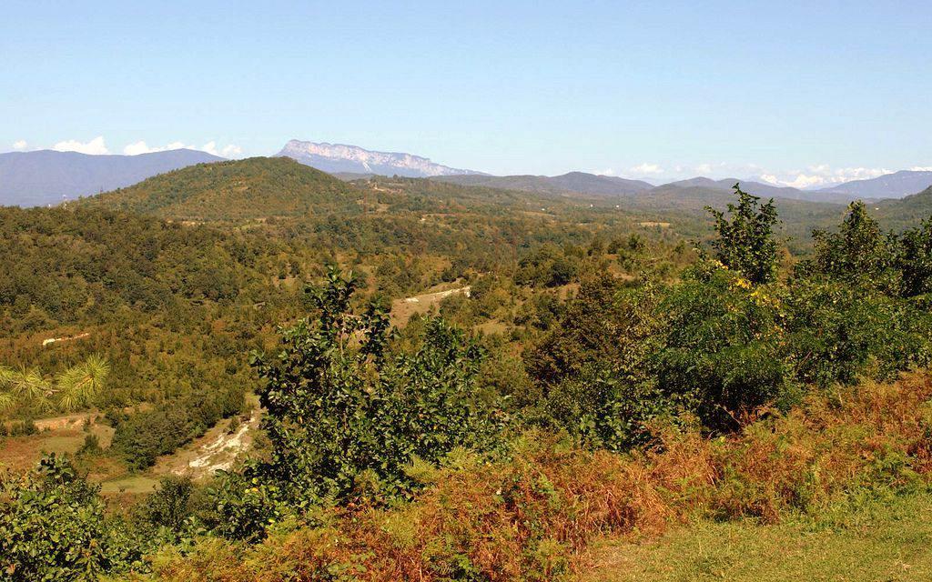 Большой Кавказский Хребет Кутаиси