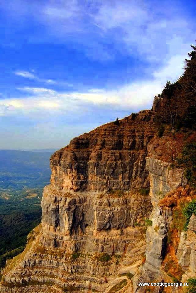Гора Цхраджвари