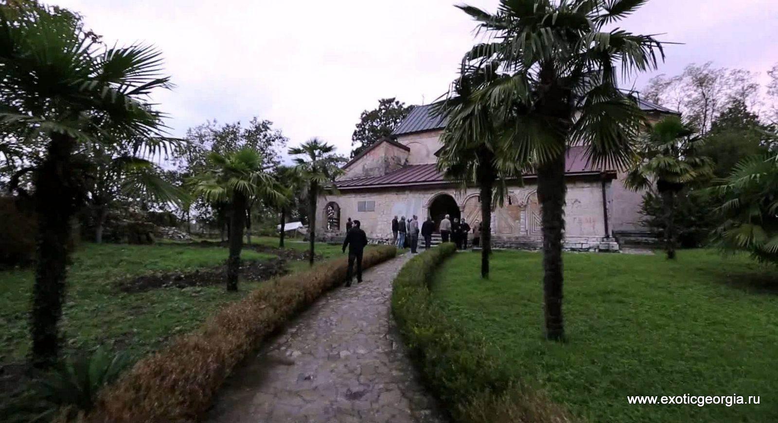 Хобский монастырь
