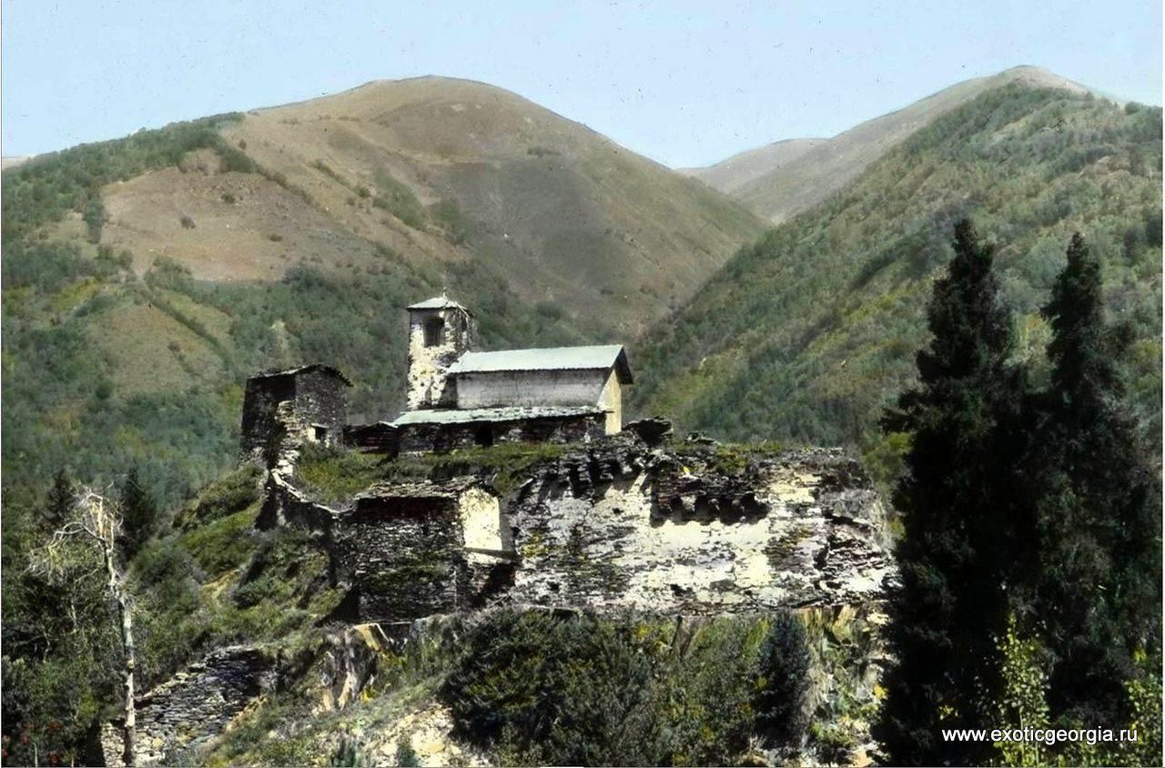 Храм святого Квирике («Лагурка»)