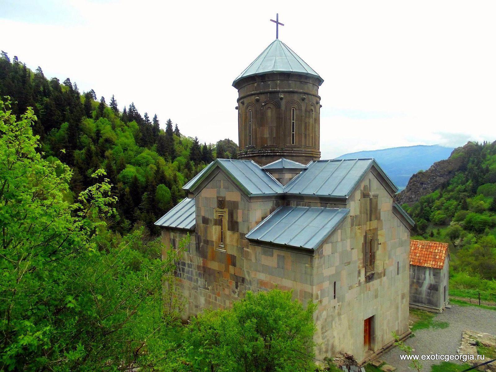 Монастырь Чуле