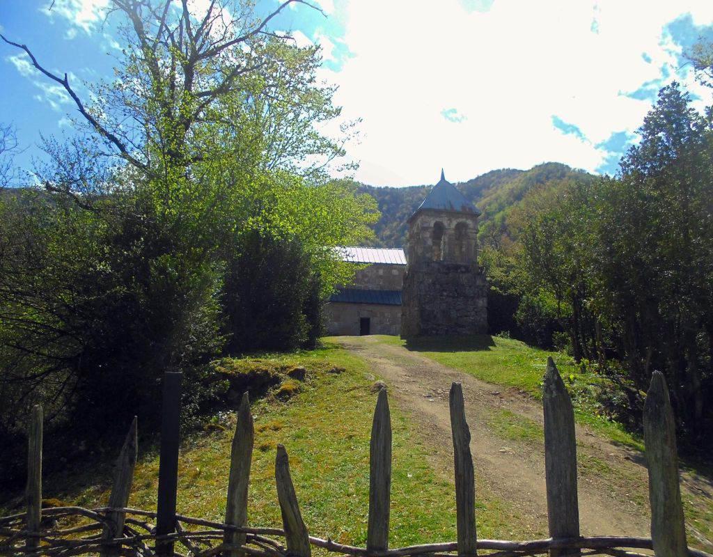 Монастырь Табакини, достопримечательности Имерети