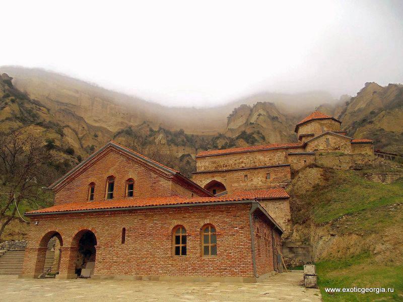 Монастырь Шиомгвиме, Мцхета и окрестности Тбилиси