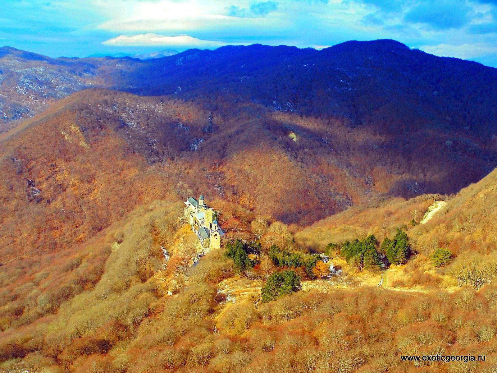 Марткопский монастырь