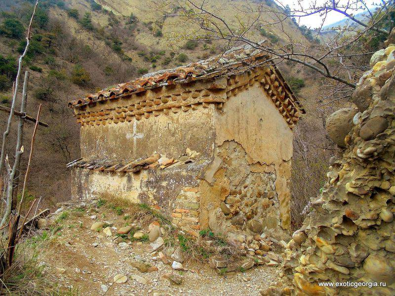 Монастырь Шиомгвиме