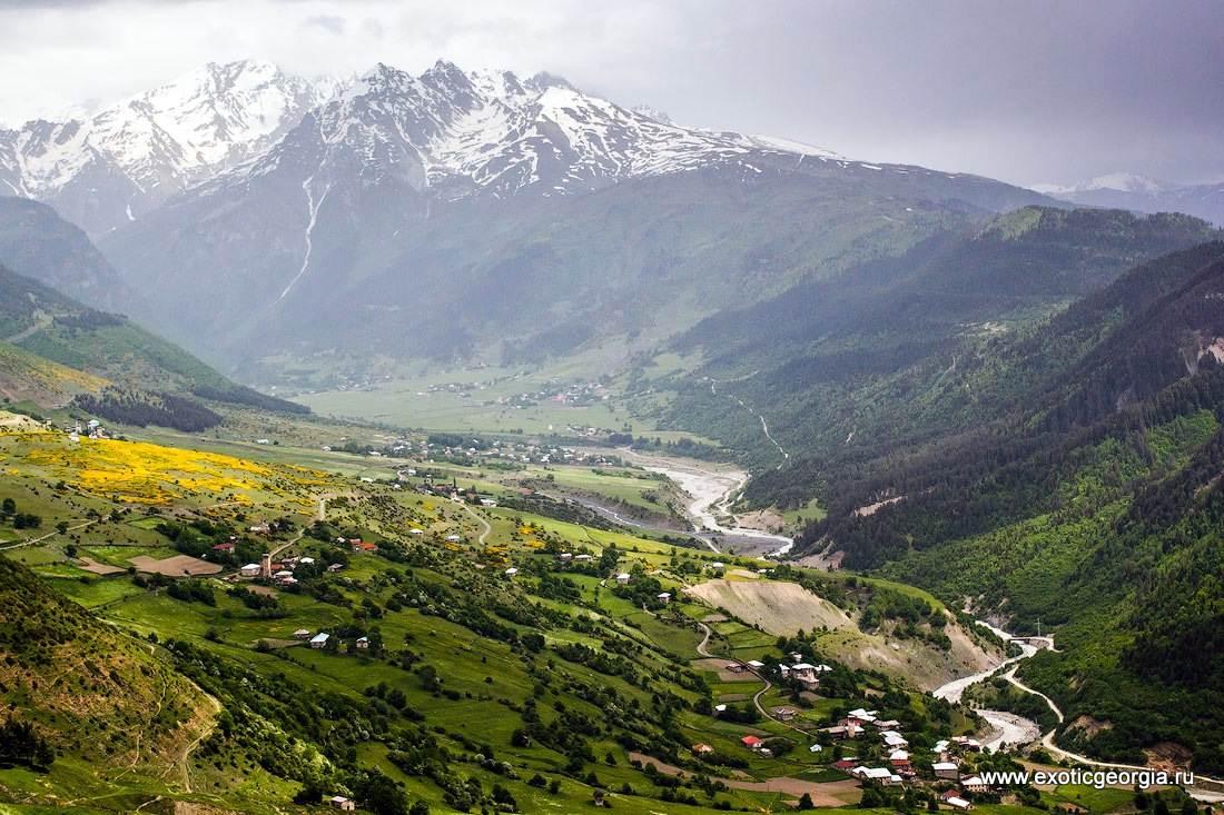Жильё в Грузии