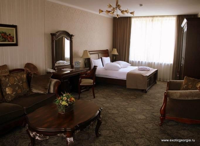 Дорогой номер 3-хзвездочного отеля в Тбилиси