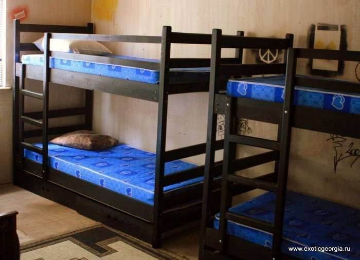 Жилье в Тбилиси, еще один хостел