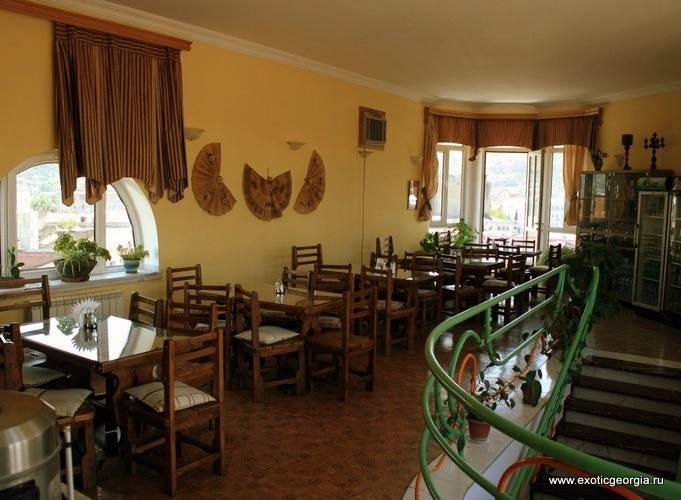 Ресторан в 2-х звездочном отеле