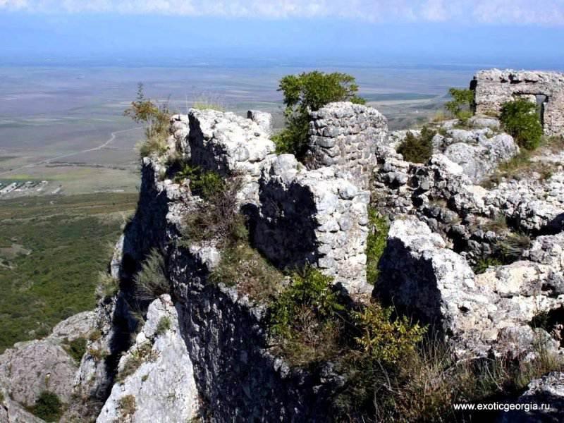 крепость Хорнабуджи