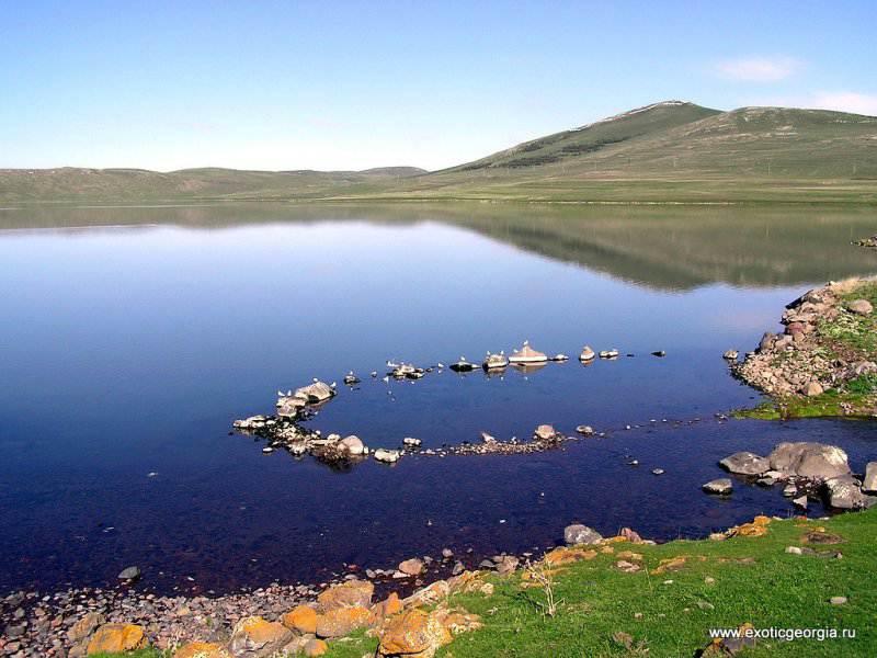 озера Паравани и Сагамо