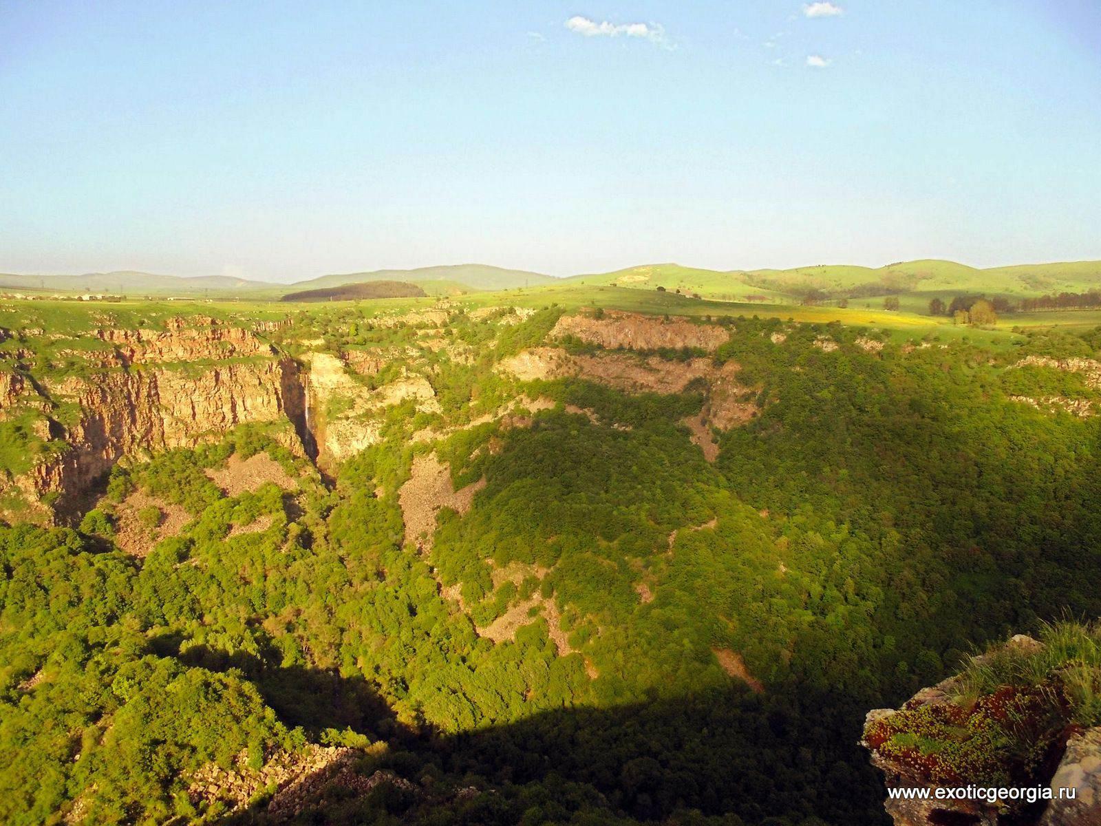 Дашбашский каньон