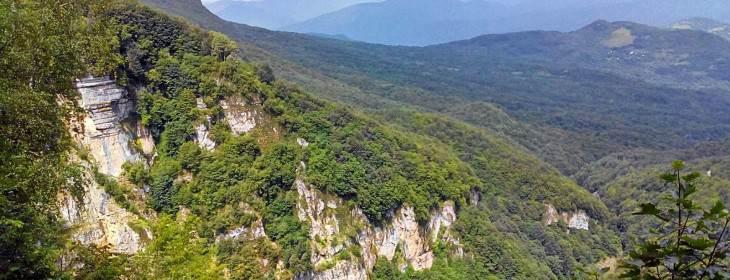 Окрестности села Шкмери