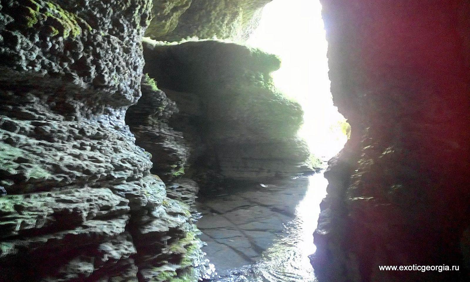 Пещера Ганджареули