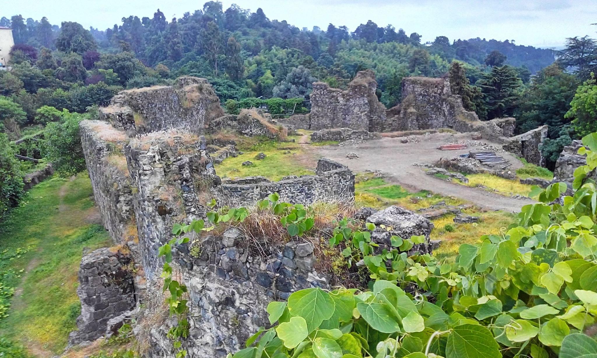 Крепость Петра, достопримечательности Аджарии