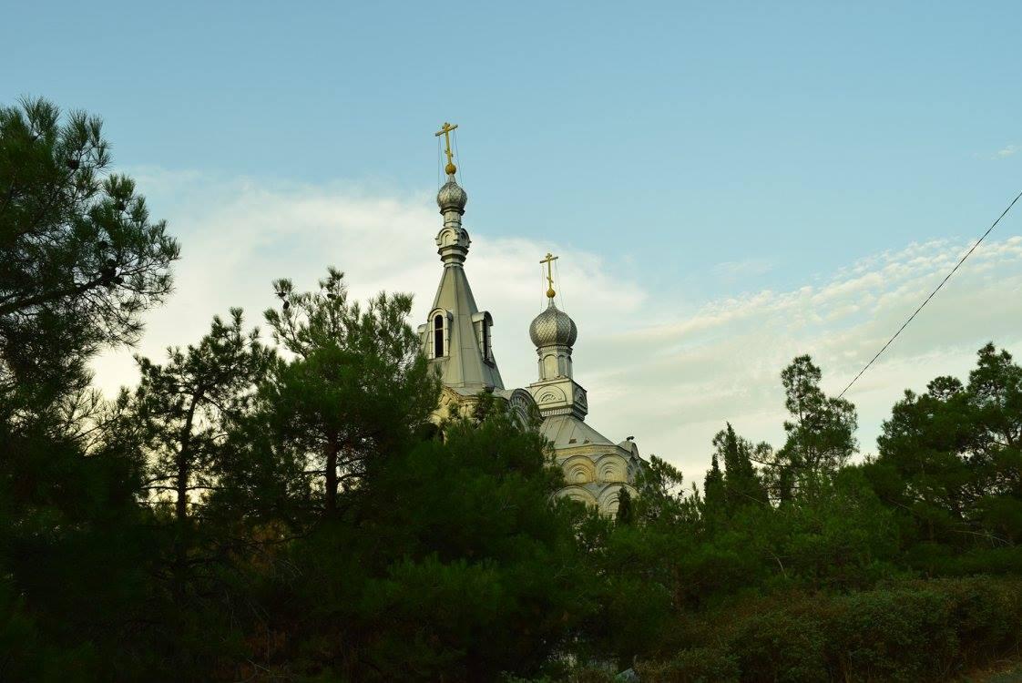 Храм св. Михаила Тверского в Тбилиси