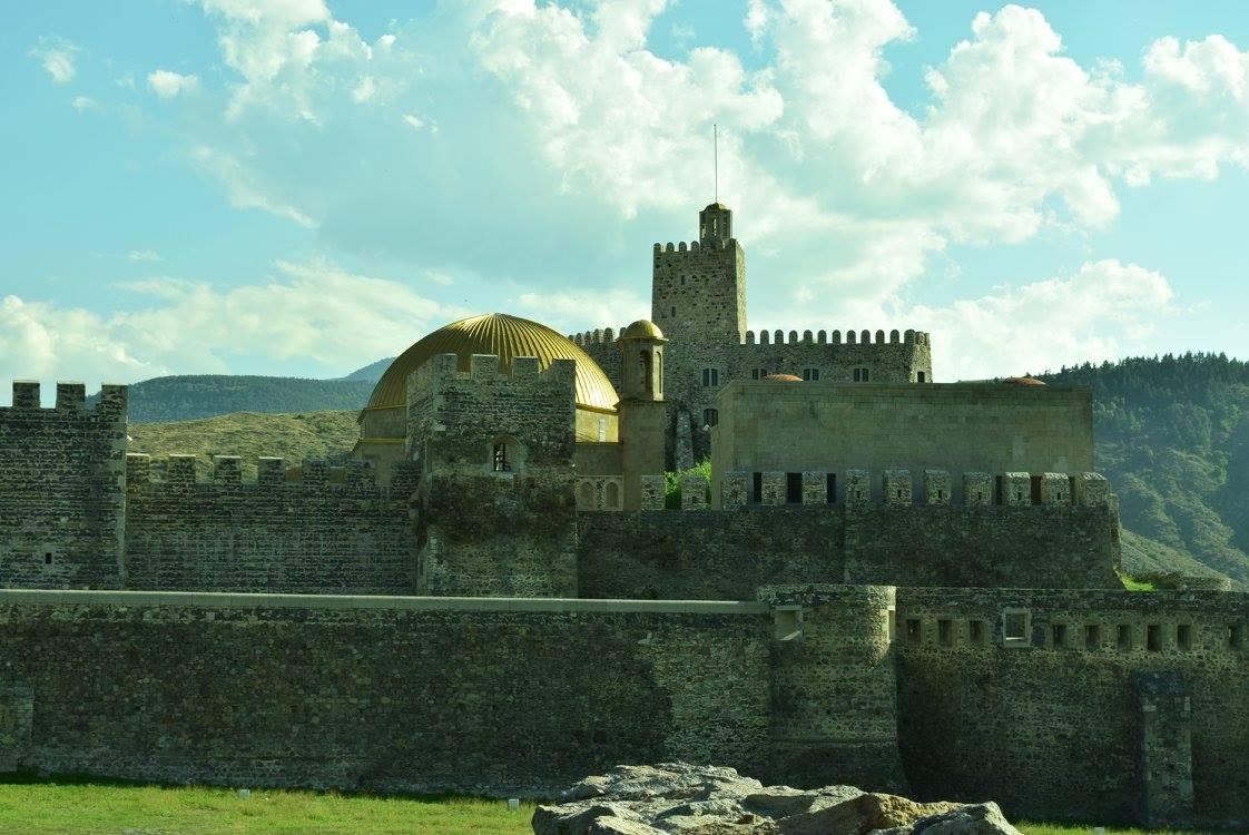 крепость Рабати в Ахалцихе