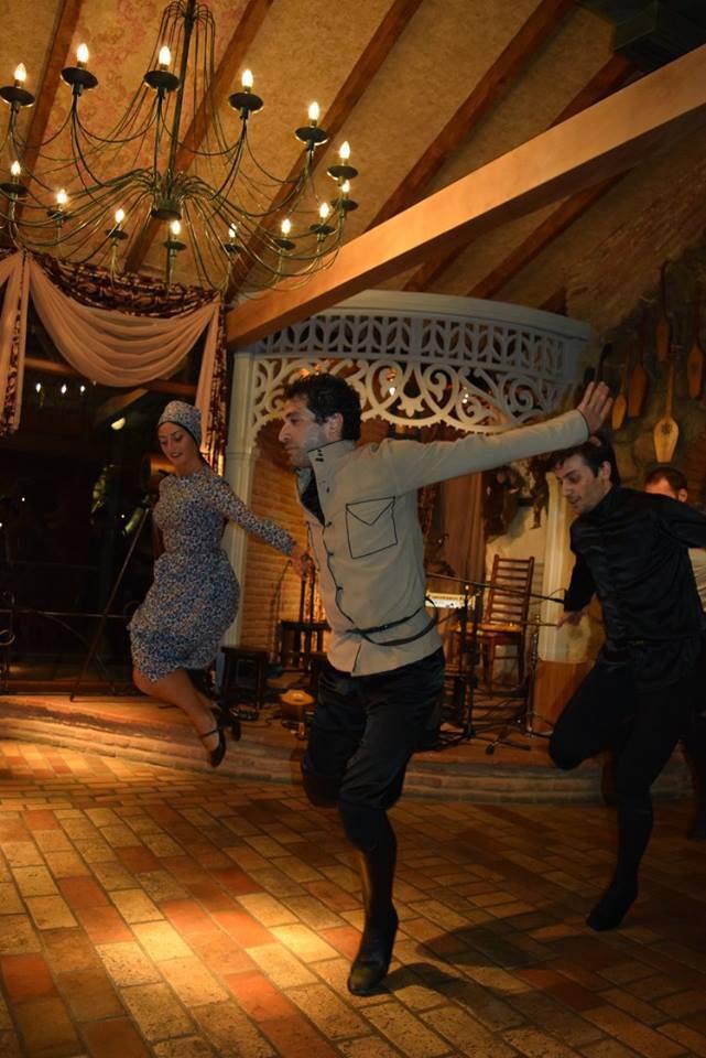 танец Ртвели