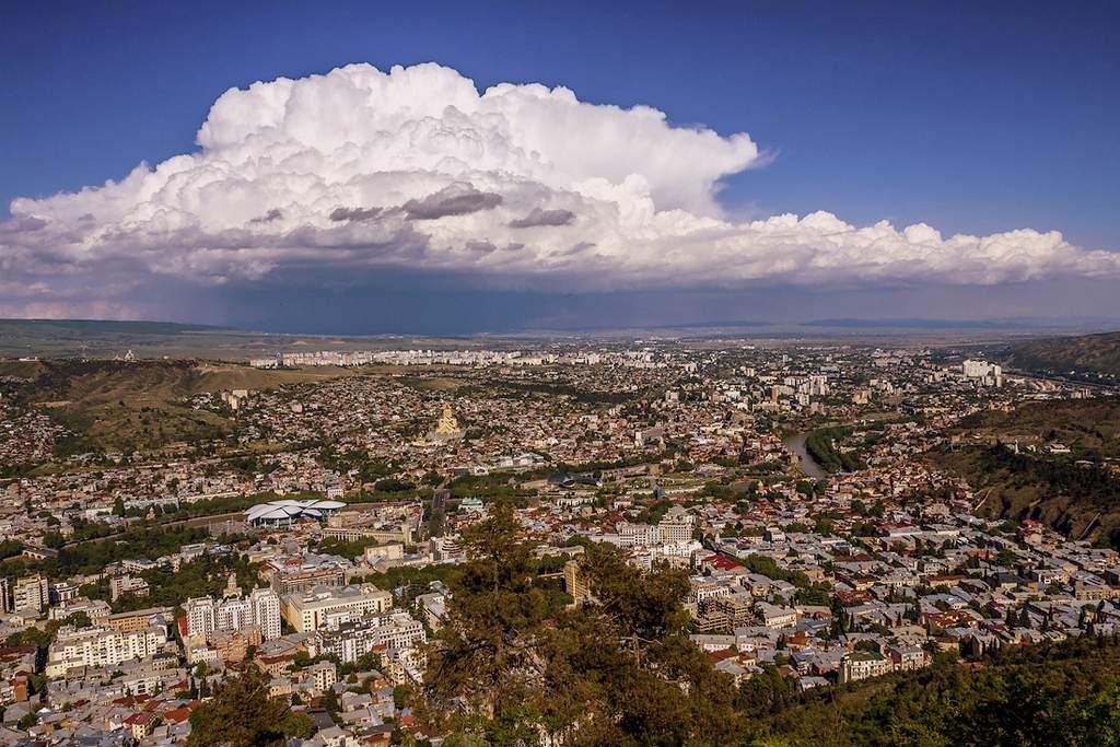 Мтацминда Тбилиси