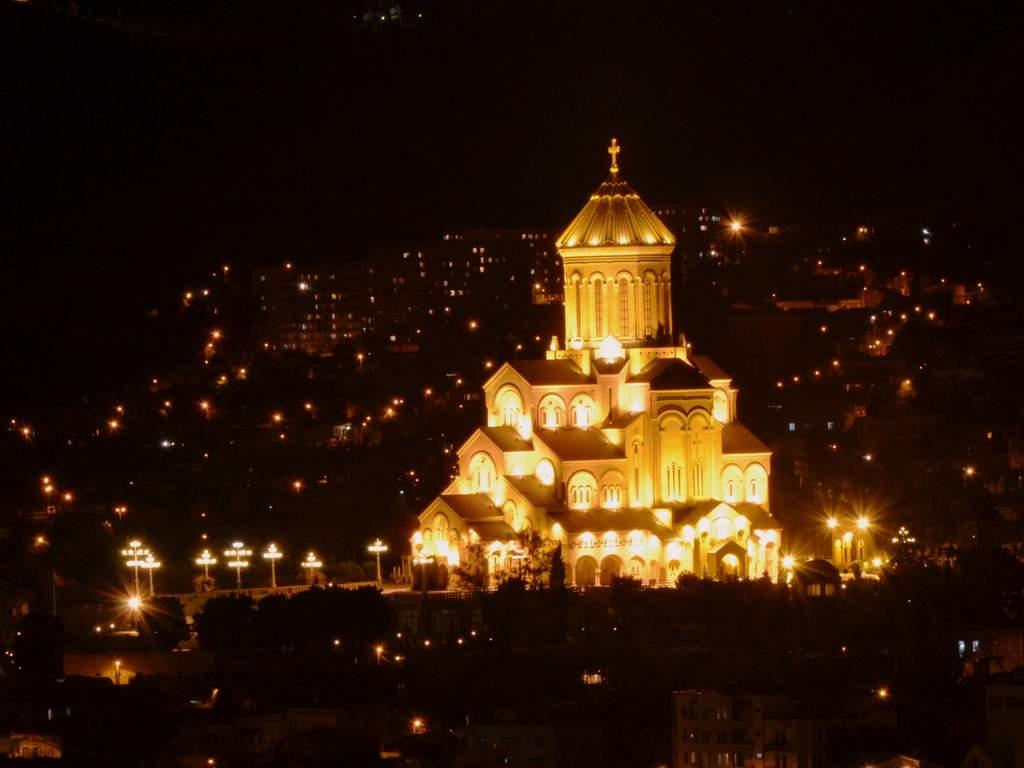 Самеба, Тбилиси, Грузия