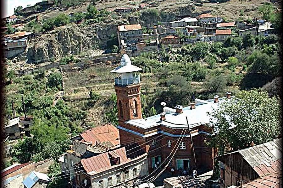 Тбилисская мечеть, Грузия