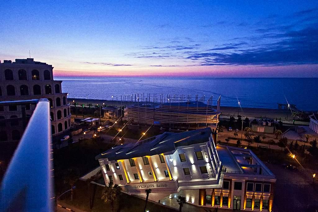 Жилье на Черном море, Батуми