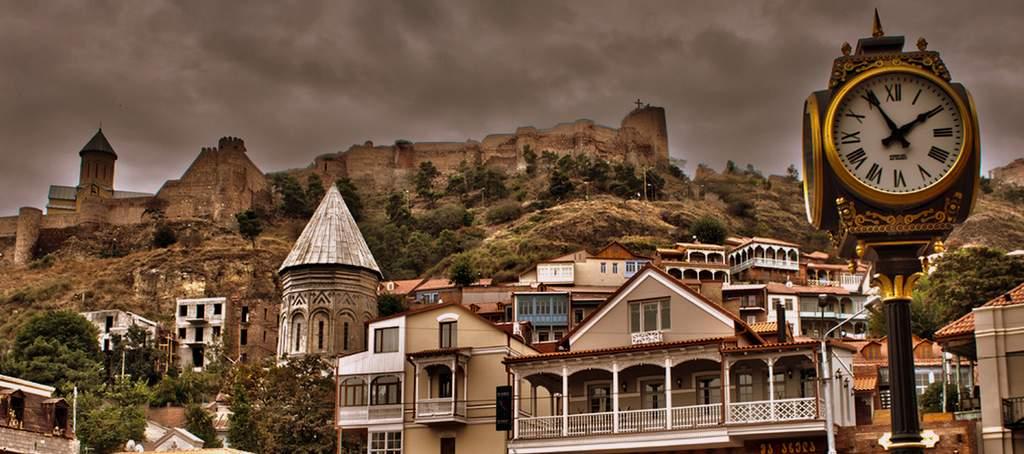 Изучаем древние места Тбилиси