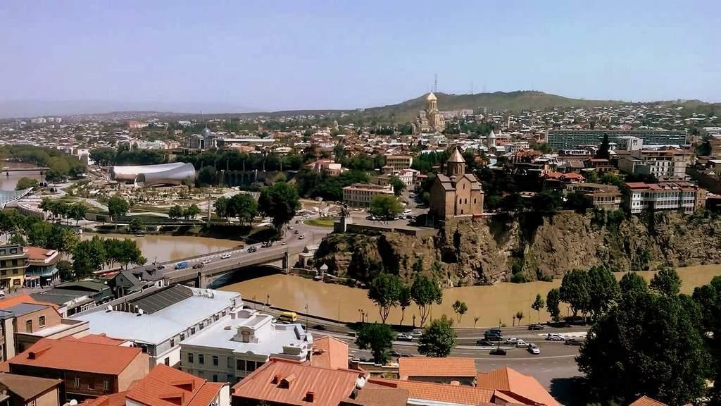 прогулки по древнему Тбилиси