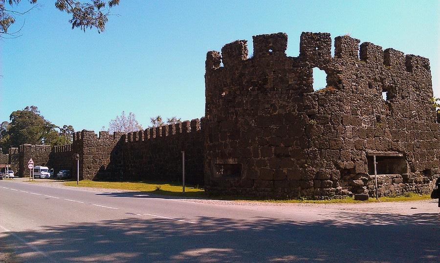 Крепость Гонио, достопримечательности Аджарии