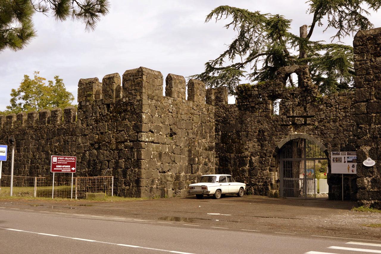 Крепость Гонио