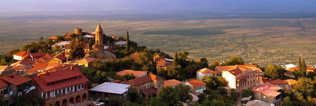 города Грузии