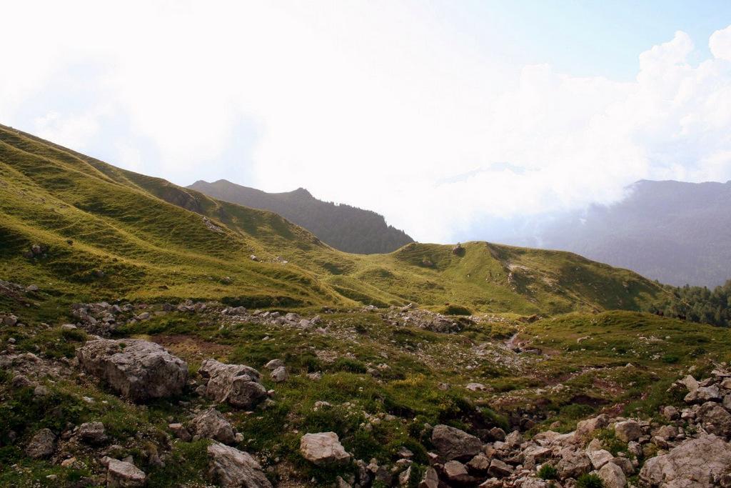 В горах Асхи