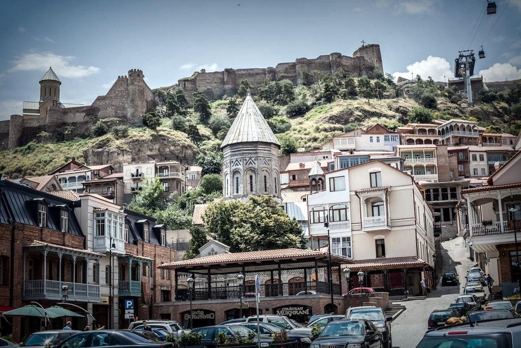 Туризм в Тбилиси
