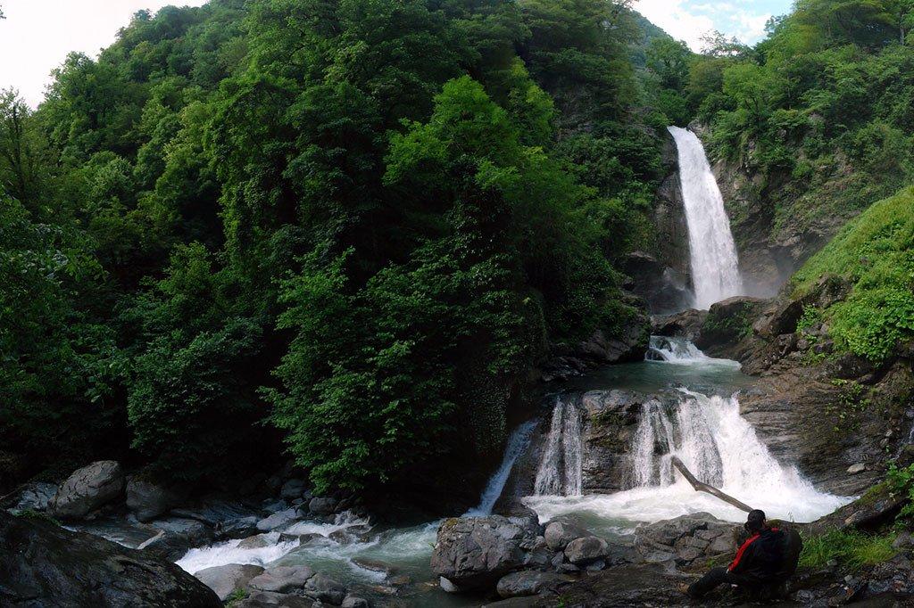Водопад Гургениани