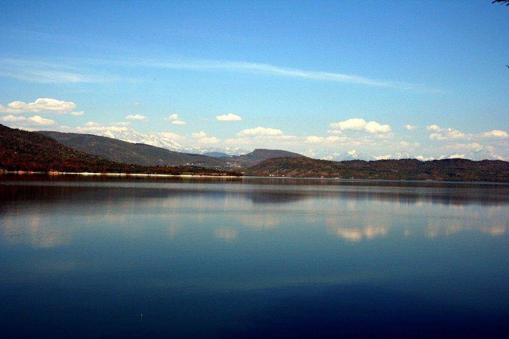 Водохранилище Шаори