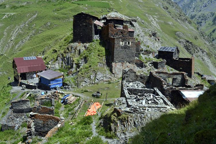 село Квавло