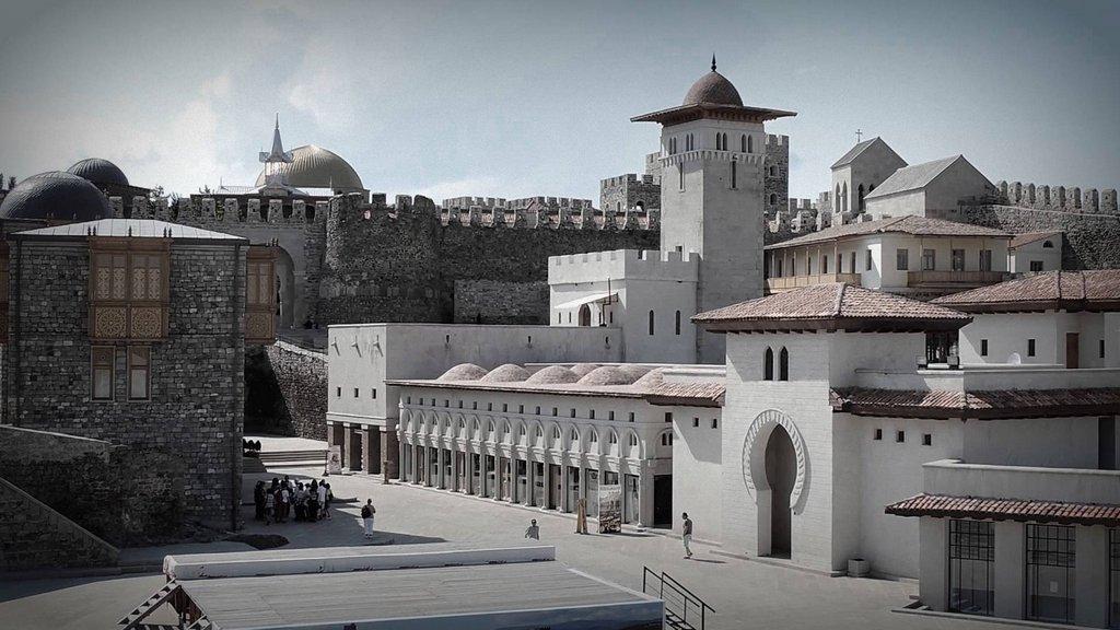Крепость Рабат, Самые красивые места Грузии