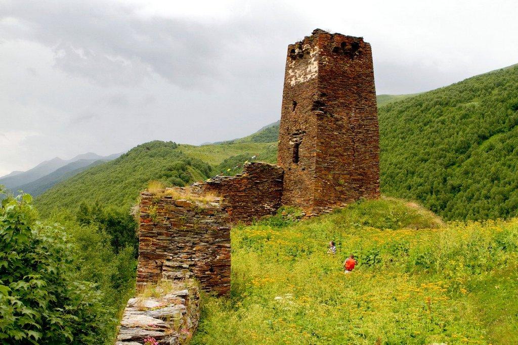 Крепость царицы Тамар