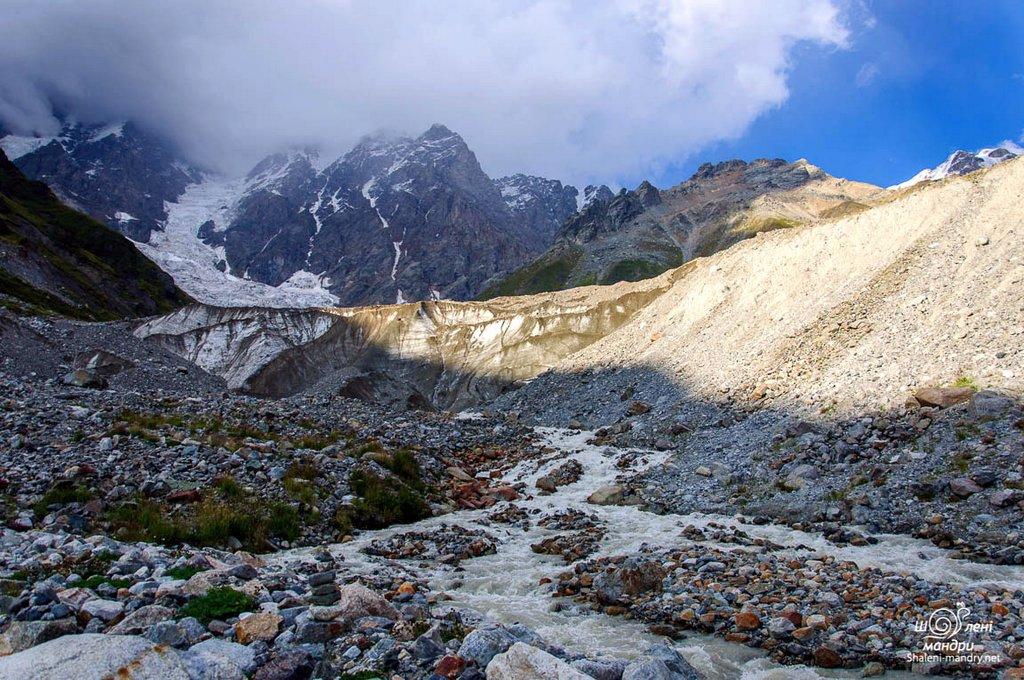 Ледник Шхара