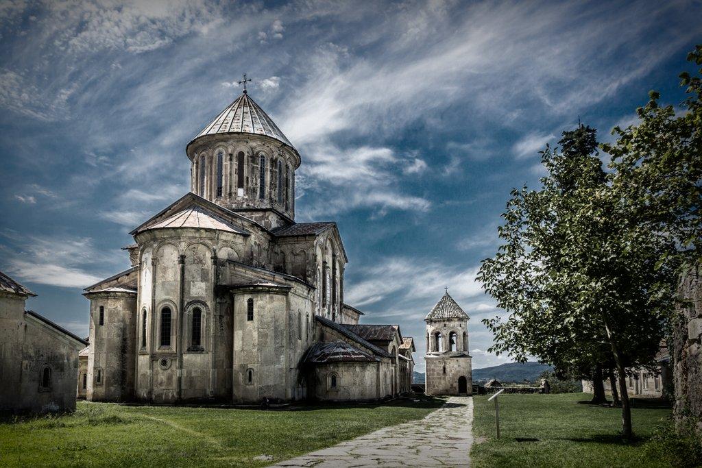 Монастырь Гелати в Имерети