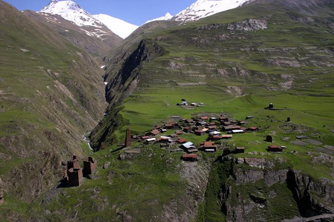 село Парсма