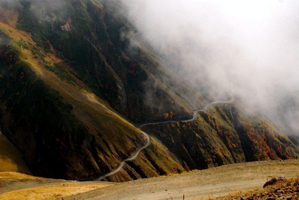 Перевал Абано